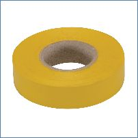 Fixman 189062 19 mm x 33 m, gelb Isolierband