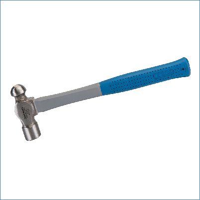 Ingenieurhammer mit Glasfaserstiel Metallbearbeitung  227 g 793789